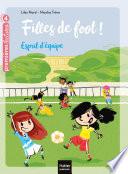 Filles de foot - Esprit d'équipe CE1/CE2 dès 7 ans