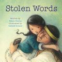 Stolen Words Pdf/ePub eBook