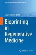 Bioprinting in Regenerative Medicine Pdf/ePub eBook