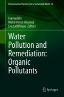 Water Pollution and Remediation: Organic Pollutants