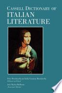 Cassell Dictionary Italian Literature