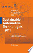 Sustainable Automotive Technologies 2011