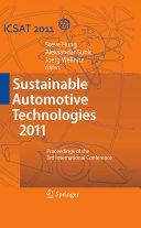 Pdf Sustainable Automotive Technologies 2011