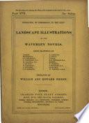 Landscape Illustrations of the Waverley Novels..