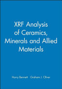 XRF Analysis of Ceramics, Minerals and Allied Materials