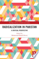 Radicalization In Pakistan
