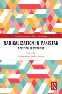 Radicalization in Pakistan Pdf/ePub eBook