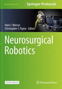 Neurosurgical Robotics