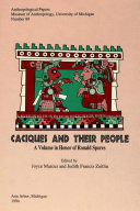 Caciques and Their People