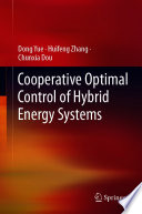 Cooperative Optimal Control of Hybrid Energy Systems