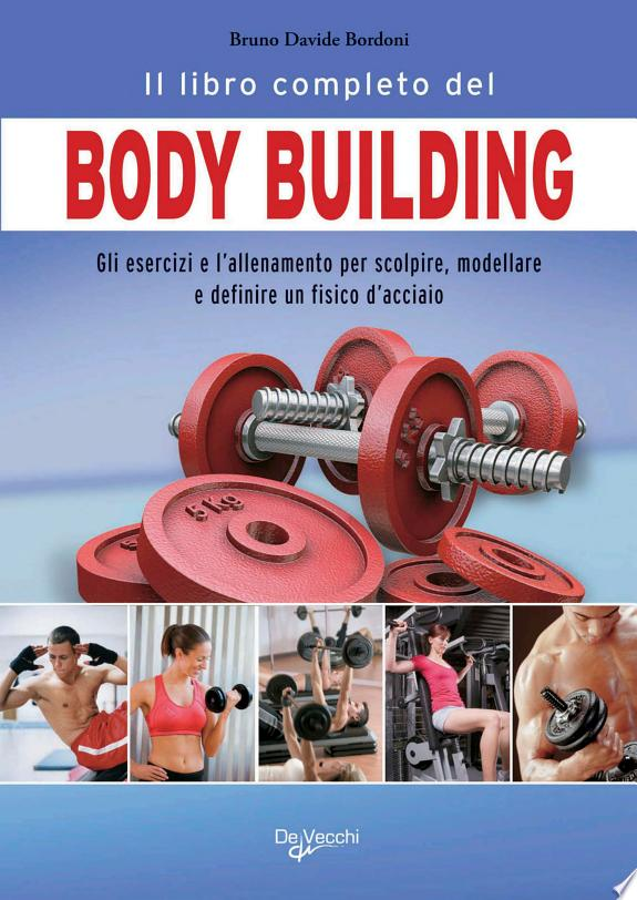 Il libro completo del body building
