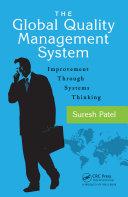 The Global Quality Management System Pdf/ePub eBook