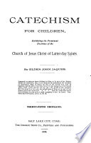 Catechism for Children Book PDF