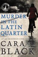 Pdf Murder in the Latin Quarter