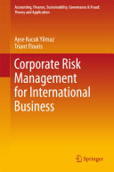 Corporate Risk Management for International Business