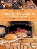 Handbuch Brotbacköfen selber bauen