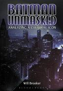 Batman Unmasked [Pdf/ePub] eBook