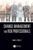 Change Management for Risk Professionals Book