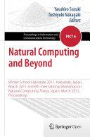 Natural Computing and Beyond