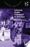 Informal Public Transport In Practice