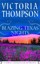 Blazing Texas Nights ebook