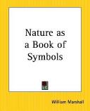 Nature as a Book of Symbols Book
