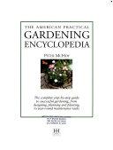 The American practical gardening encyclopedia