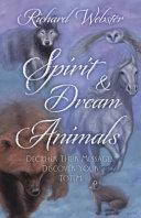 Pdf Spirit & Dream Animals
