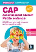 Pdf Pass'Foucher - CAP Accompagnant Educatif Petite Enfance Epreuves professionnelles - Entrainement Telecharger