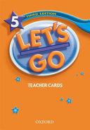 Let's Go 5 Teacher's Cards
