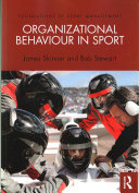 Cover of Organizational Behaviour in Sport