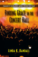 Finding Grace in the Concert Hall