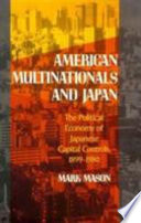 American Multinationals And Japan