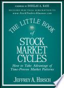 """""""The Little Book of Stock Market Cycles"""" by Jeffrey A. Hirsch, Douglas A. Kass"""