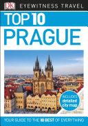 DK Eyewitness Top 10 Travel Guide: Prague