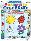 Seasons to Celebrate  August to December  ENHANCED eBook