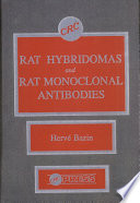 Rat Hybridomas and Rat Monoclonal Antibodies