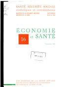 Economie et santé