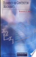 Elements of Continuum Mechanics