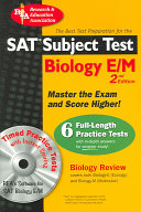 The Best Test Preparation for the SAT, Subject Test