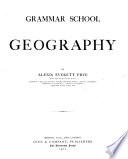 Grammar School Geography
