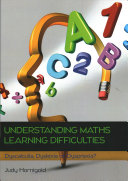 Understanding Learning Difficulties In Maths
