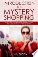 Introduction to Mystery Shopping