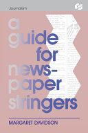A Guide for Newspaper Stringers Pdf/ePub eBook