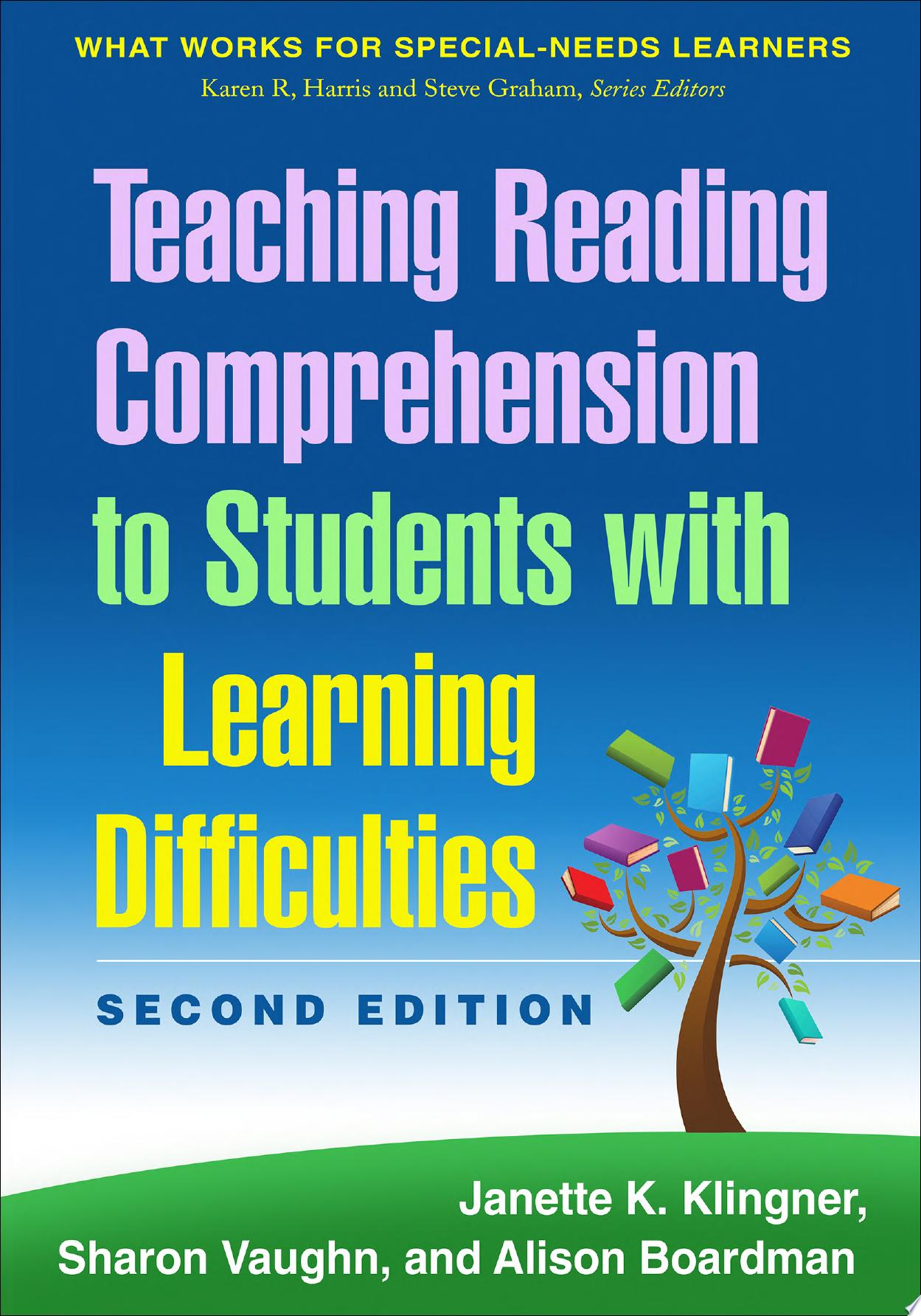 Teaching Reading Comprehension to Students with Learning Difficulties  2 E