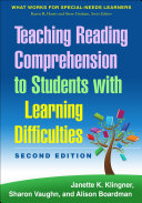 Teaching Reading Comprehension to Students with Learning Difficulties, 2/E Pdf/ePub eBook