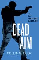 Dead Aim Pdf/ePub eBook