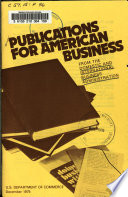 Publications For American Business