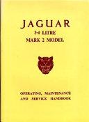 Jaguar 3 4 Mk 2 Handbook
