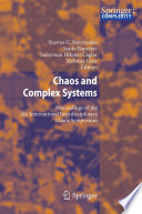 Chaos And Complex Systems Book PDF